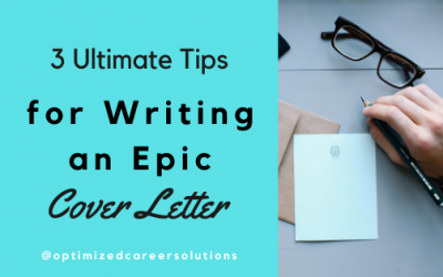 3 Ultimate Tips for Writing an Epic Cover Letter