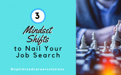3 Mindset Shifts to Nail Your Job Search